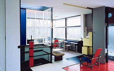 Schroder House Interior by Ad Classics Rietveld Schroder House Gerrit Rietveld