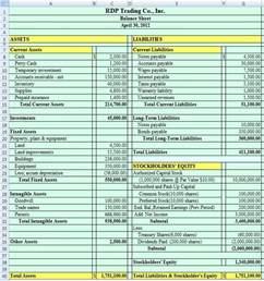 balance sheet statement preparation checklist process street