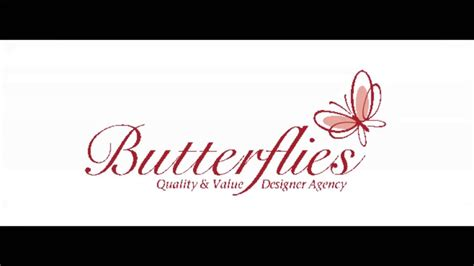 design inspiration youtube butterfly logo design exles for inspiration youtube