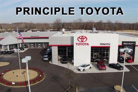Toyota Dealerships In Tn Principle Toyota Car Dealership In Tn 38125 2201