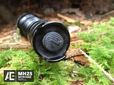 Nitecore Tactical Tailcap Switch 25 4mm For Mh25 Mh2c Mh40 Mh12 Ntc1 review nitecore mh25 multitask hybrid flashlight
