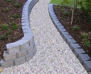 Landscape Edging Blocks Systems And Methods Gardenstone Garden Wall Blocks