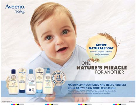 Nature S Miracle Babies Aveeno Baby One Nature S Miracle For Another Active Naturals Oat Ad Advert Gallery