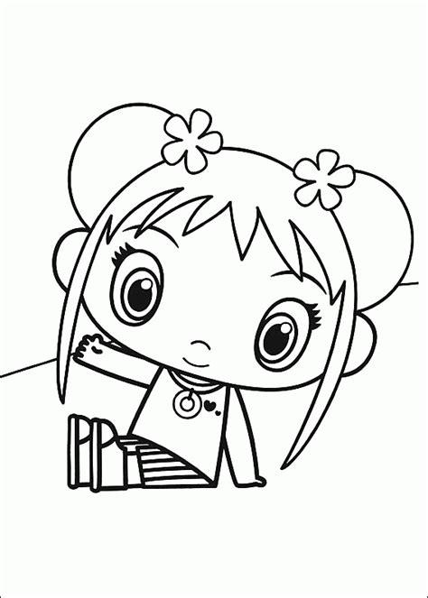 Lan Coloring Pages ni hao lan coloring pages coloringpagesabc