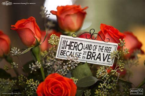 memorial sympathy beloved hero land