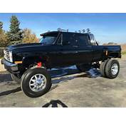 1986 Chevrolet 3 Silverado Crew Cab Dually 14 Lift