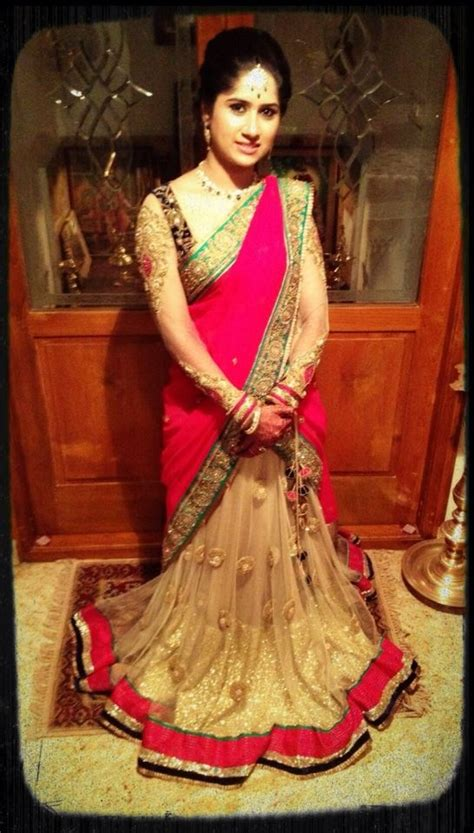 #indianbride #indian #wedding #lehenga   South India