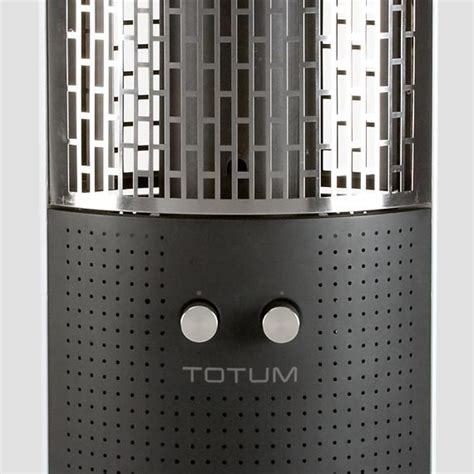 Totum Patio Heater Totum Hls Heat Ligth Sound Patio Heater The Barbecue Store