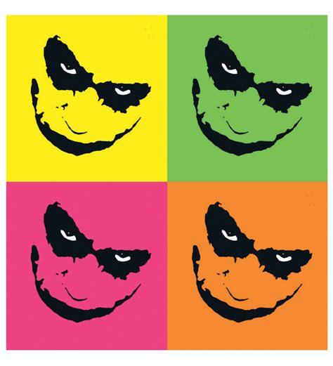 Kitchen Design Black Appliances seven rays abstract face joker pop art maxi poster by