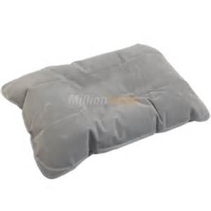new travel pillow air cushion car soft rest