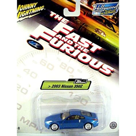 Fast And Furious Hotwheels Nissan 350z Th Diecast 350 Z johnny lightning on wheels fast and furious nissan 350z global diecast direct