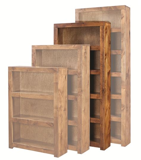 72 inch bookcase with doors aspenhome contemporary alder 72 inch bookcase with 4