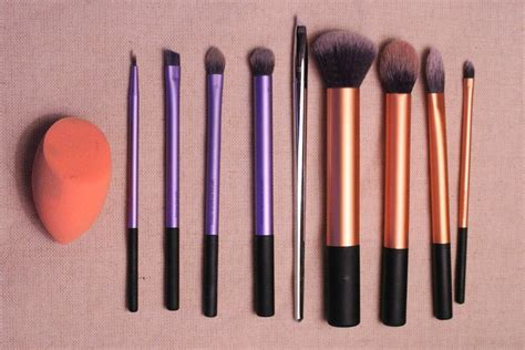 beauty review real techniques make up brushes the red style real techniques review affordable makeup brushes from