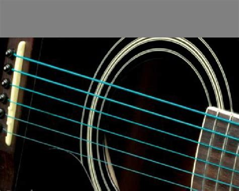 colored bass strings guitar