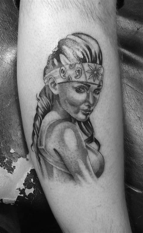 chola tattoo chola bryangvargas