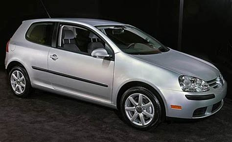 volkswagen rabbit 2 door car and driver