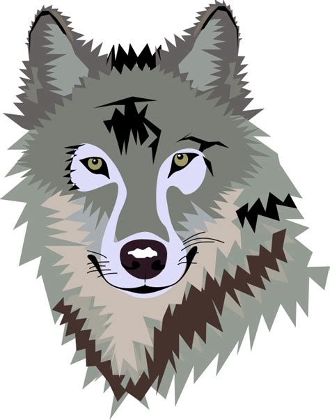 Wolves Clipart free to use domain wolf clip