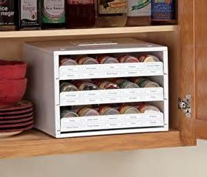 Best Spice Racks For Kitchen Cabinets by Super Spice Stack Rack White Organizes 27 Spice