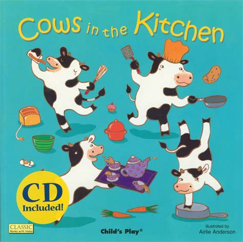 Cows In The Kitchen by Pre K Learn To Read Set 4 Big Books Attanasio Associates