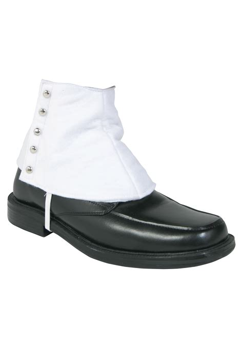 spats shoes gangster shoe spats ebay
