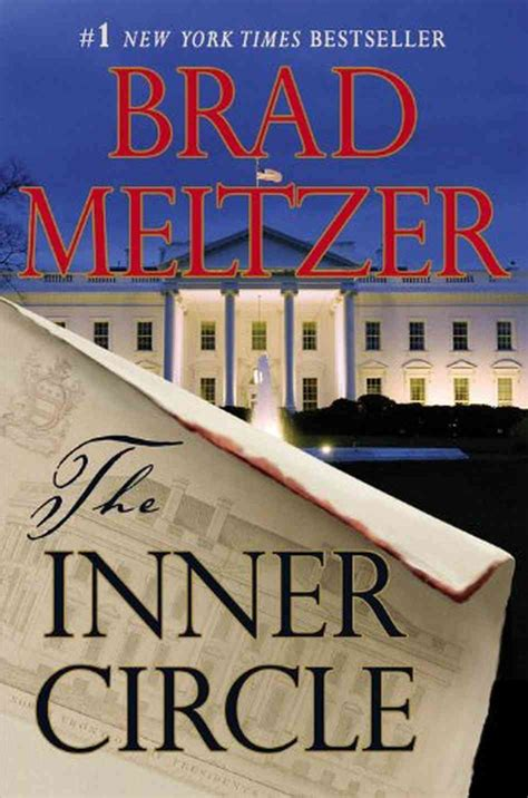 Inner Seri E by A Review Of The Inner Circle By Brad Meltzer Bill S Book
