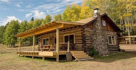 rustic country cabin come true cozy homes