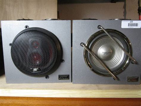 Speaker Roadmaster Roadmaster Speaker System Ricks Picks Auction By Fleetsale Equip Bid