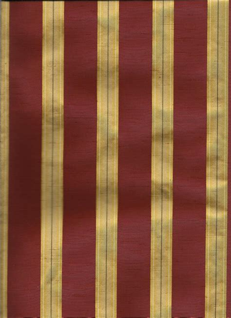 red and gold striped curtains priene siren red and gold stripes fabric for custom