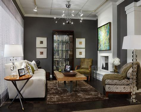 grey family room ideas family room for today s modern family contemporary living room detroit by margeaux