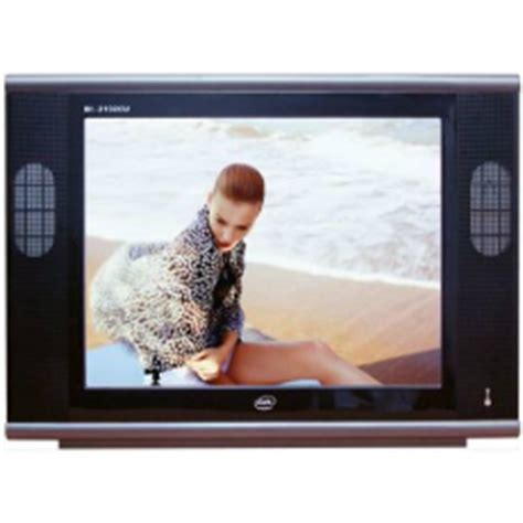Tv 21 Inch Biasa bipl 21 inch crt flat tv bi2102cf price specification