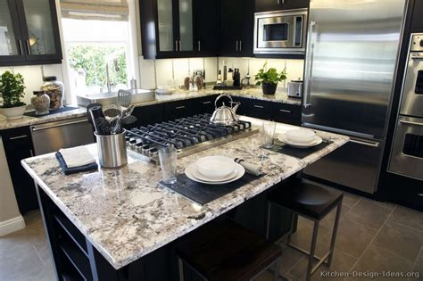 granite kitchen island ideas white granite countertop colors page 5