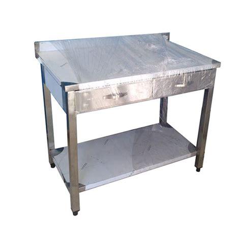table cuisine tiroir table cuisine avec tiroir beautiful table de cuisine avec