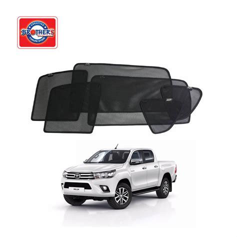 car curtain malaysia toyota hilux 2016 oem car curtain brother s factory