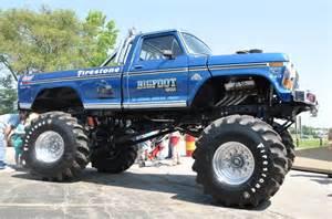 Bigfoot Monster Truck 920 4 Thethrottle Bigfoot Truck