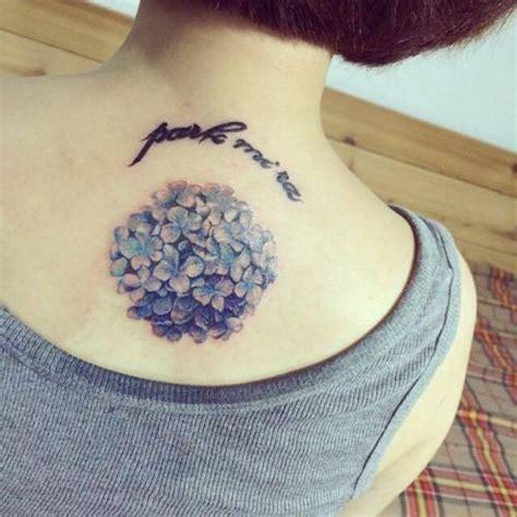 hydrangea tattoo 17 best ideas about hydrangea on