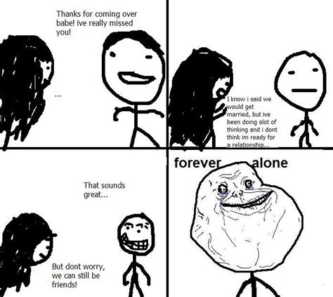 Forever Alone Meme Origin - image 94299 forever alone know your meme