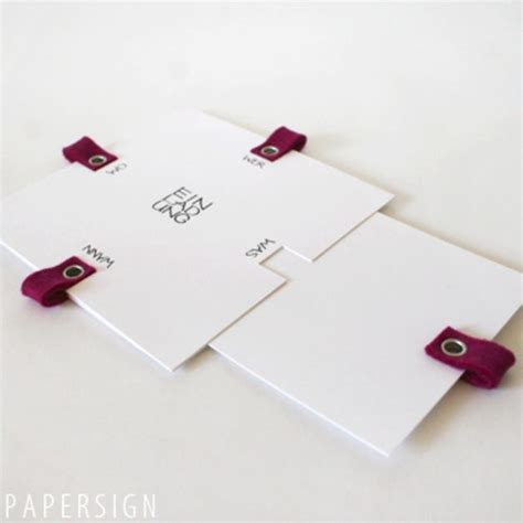 Einladungskarten Einsteckkarten by Einladungen Einladung Mit Einsteckkarten Blanko