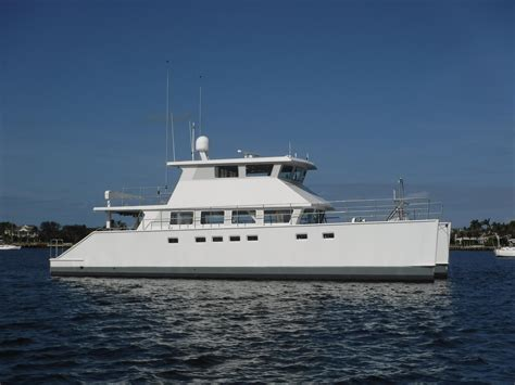 used catamaran hull for sale the multihull company used power catamarans for sale