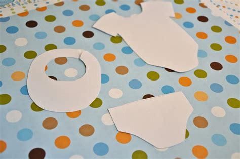 How To Make Paper Decorations For Baby Shower - pippa s diy baby shower clothesline bunting