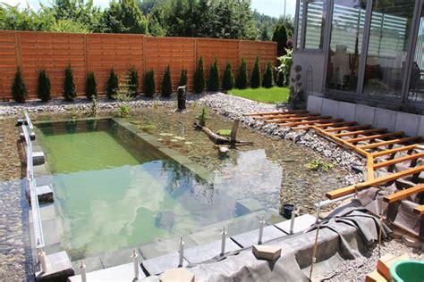Ingenious Backyard Landscaping Design Diy Project Swimming Backyard Pond Pool