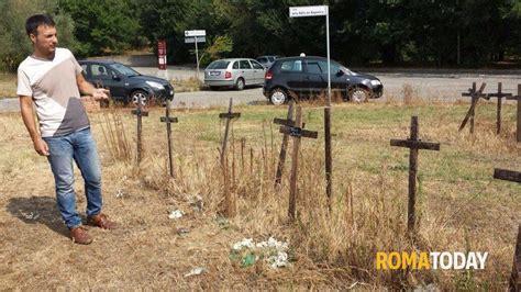 prima porta cimitero orari fu il cimitero di prima porta tombe sommerse da erbacce e