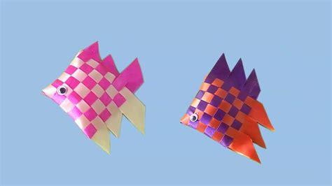 Harga Hiasan Dari Pita by Cara Membuat Hiasan Ikan Dari Anyaman Pita