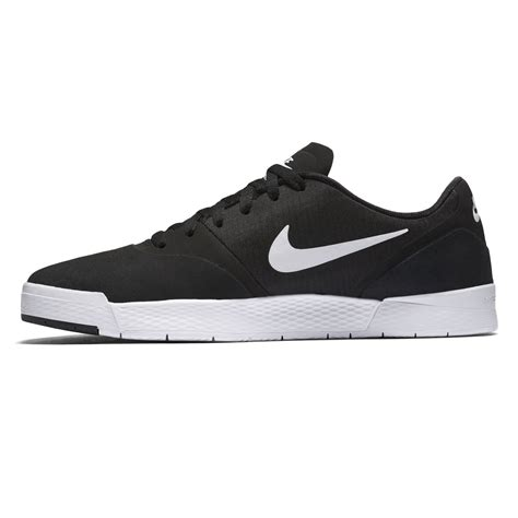 Nike Paul Black tenis 243 wki nike sb paul rodriguez 9 cs black white black