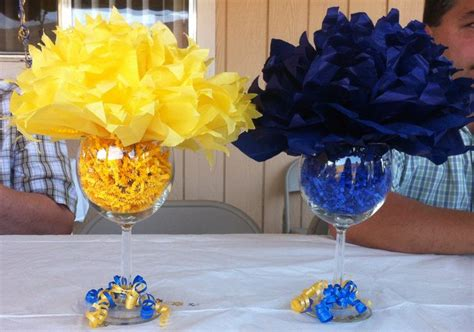 ffa banquet style ffa banquet pinterest blue gold