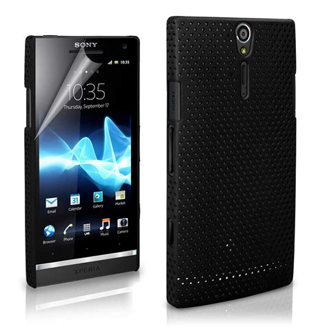 Custom Softcase Hardcase Sony All Type Termurah stylish mesh cover for sony lt26i xperia s screen protector ebay