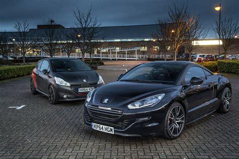 peugeot rcz 2015 peugeot rcz r 2015 term test review by car magazine