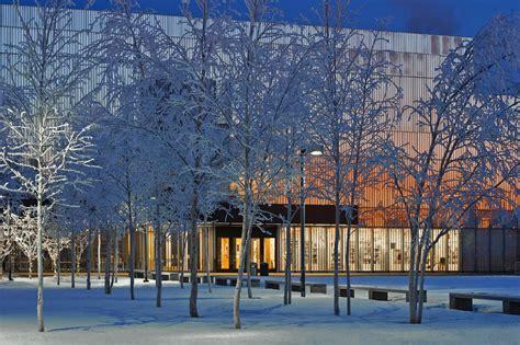 Landscape Architecture Alaska The Anchorage Museum Bi Atelier Ps Landscape Architecture