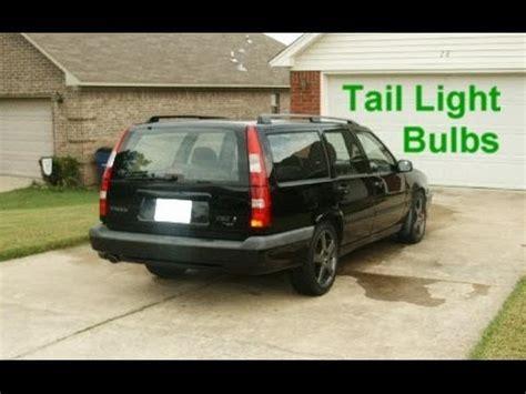 volvo 850 light light bulb replacement volvo 850 v70 votd
