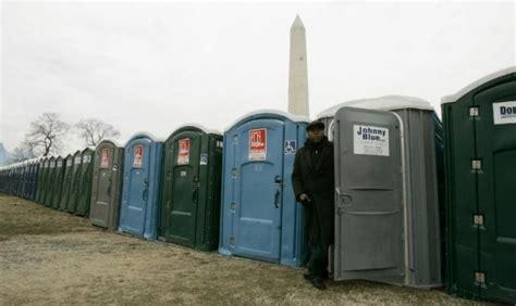 bagni portatili obama day la muraglia dei bagni portatili galleria