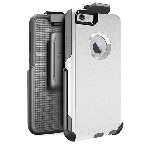 Iphone 6 6s Rugged Hybrid Defender Tranparrent Free Beltclip belt clip holster for iphone 6 plus 5 5 quot otterbox